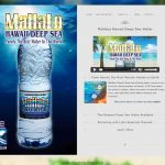 mahalo-water-website
